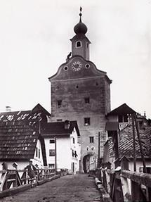 Unteres Stadttor von Gmünd