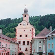 Stadtbefestigung in Gmünd, Kärnten