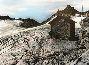 Rojacherhütte am Sonnblick
