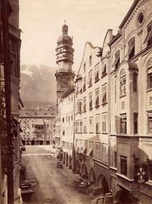 Ansicht von Innsbruck