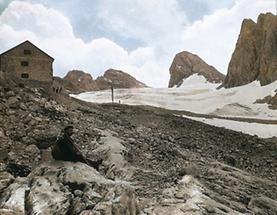 Dachstein: Die Adamekhütte