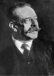 Portrait Alfred Grünfeld