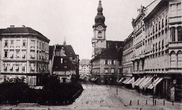 Herrngasse in Graz