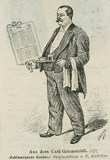 Zahlmarqueur Gustav