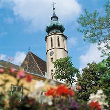 Pfarrkirche zum hl. Kreuz in Grinzing