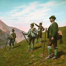 Bergführer am Großglockner