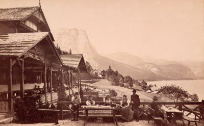 Grundlsee, © IMAGNO/Austrian Archives