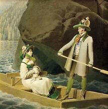 Erzherzog Johann und Anna Plochl
