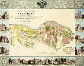 Wiener Bezirke: Mariahilf