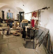 Färberwerkstätte in Gutau