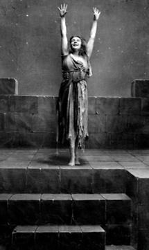 Marie Gutheil-Schoder als Elektra