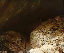 Hallstätter Salzbergwerk: Salzhöhle