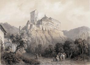 Burg Karlstein in Böhmen
