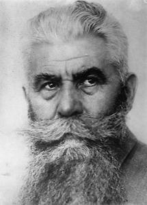Portrait Hanns Hörbiger