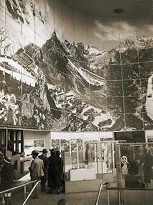Österreich-Pavillon auf der Weltausstellung in Paris