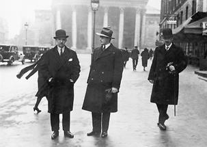 Prinz Otto von Habsburg in Paris