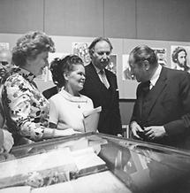 Eröffnung des Sigmund Freud Museums