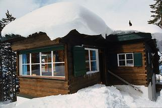Das Berghaus Walde am Hahnenkamm