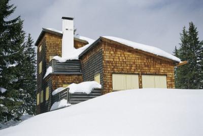 Clemens holzmeisters berghaus am hahnenkamm hahnenkamm bilder im austria forum - Berghaus architekten ...