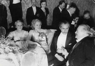 Prominente auf dem Ball der Berliner Presse
