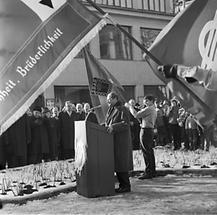 75 Jahr- Feier der SPÖ in Hainfeld