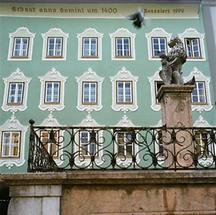 Halleiner Stadtplatz