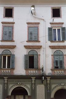 Halleiner Altstadtfassade