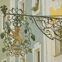 Hauszeichen in Hallein (2)