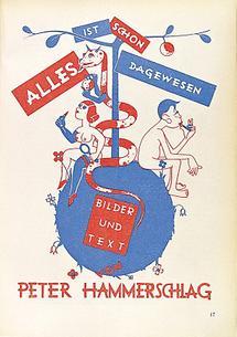 Titelseite zu  Bild-Text-Geschichte