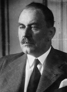 Portrait Hans Hammerstein-Equord