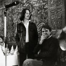 Peter Handke und H. C. Artmann