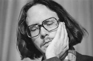 Der österreichische Schriftsteller Peter Handke (2)