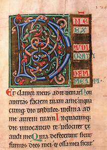 Handschrift Stiftsbibliothek, Zisterzienser-Stift Zwettl