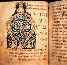 Illuminierte Handschrift (3)
