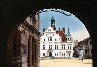 Das Rathaus in Hartberg