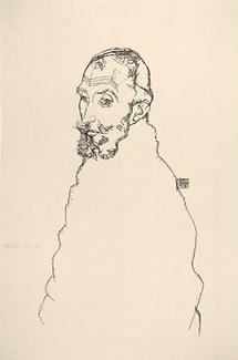 Bildnis Franz Hauer (1)