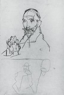 Bildnis Franz Hauer (2)