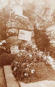 Grab von Friedrich Hebbel