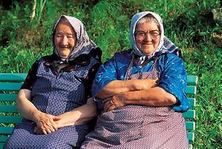 Bäuerinnen aus Heiligenbrunn