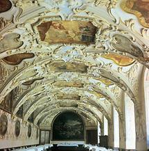 Refektorium des Zisterzienserstifts von Heiligenkreuz
