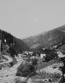 Dorf bei Heinfels
