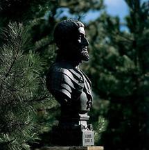 Bronzebüste von Kaiser Karl V.