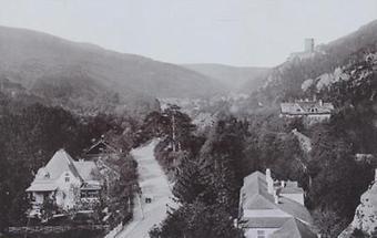 Helenental bei Baden