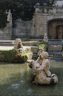 Schlosspark von Hellbrunn (1)