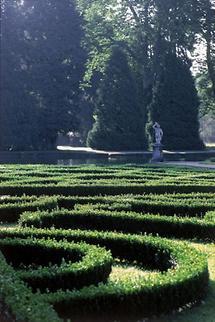 Der Park von Schloss Hellbrunn
