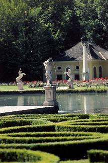 Park von Schloss Hellbrunn