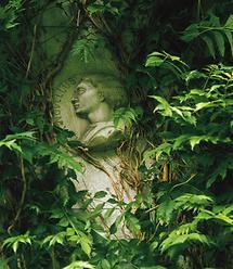 Im Garten von André Heller (1)