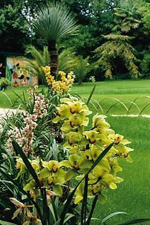 Der Garten von André Heller in Gardone