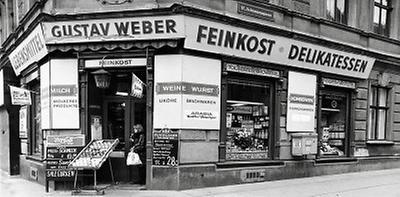 Gustav Weber Delikatessen in Wien Hernals