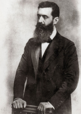 Theodor Herzl, © IMAGNO/Austrian Archives